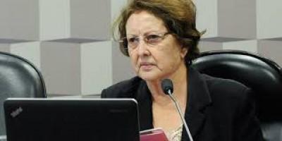 Pandemia: Maria do Carmo vota a favor da PEC que isenta gestores por não cumprirem limite de gastos com educação (Foto: Assessoria Maria do Carmo)