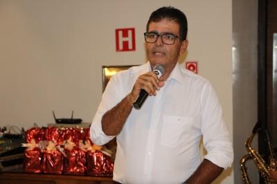 Presidente do Sindesp, Sandro Moura (Foto: Márcio Rocha)