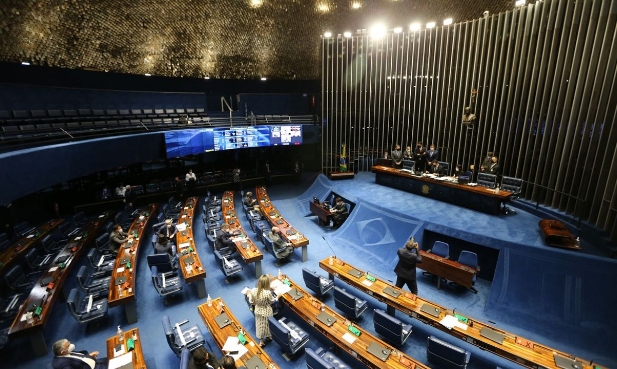 Senado aprova PEC da reforma eleitoral (Foto: Fabio Rodrigues Pozzebom/ Agência Brasil)