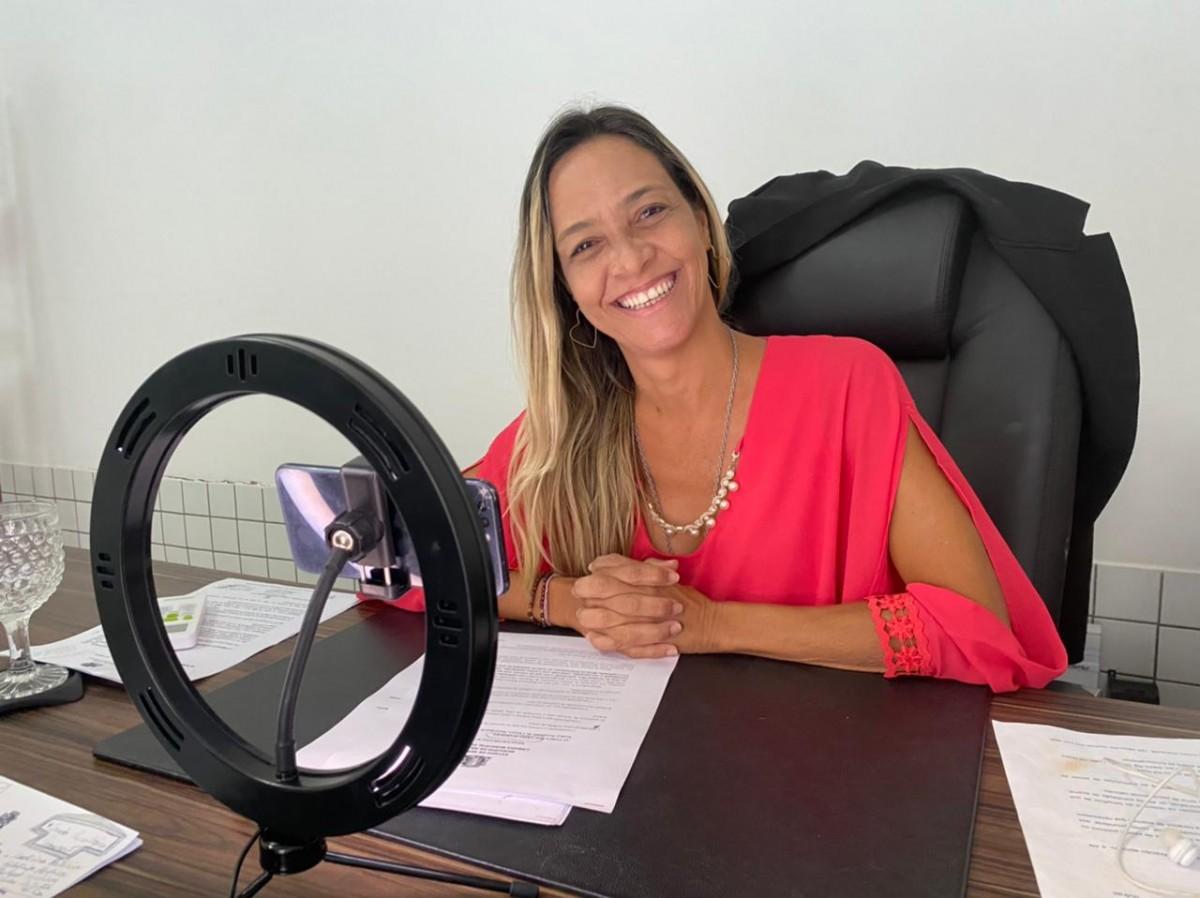 Projeto de Sheyla Galba que reconhece utilidade pública da Associação Mulheres de Peito é aprovado na Câmara (Foto: Assessoria Sheyla Galba)