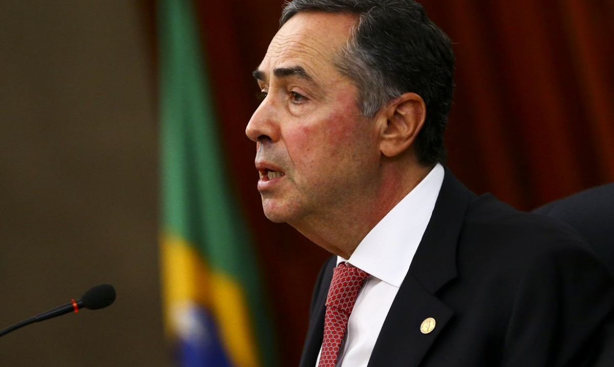 Barroso elogia proposta de reforma eleitoral aprovada pelo Congresso (Foto: Marcelo Camargo/ Agência Brasil)
