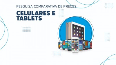 Procon Aracaju divulga pesquisa comparativa dos preços de tablets e celulares (Arte: Ascom Semdec Aracaju)