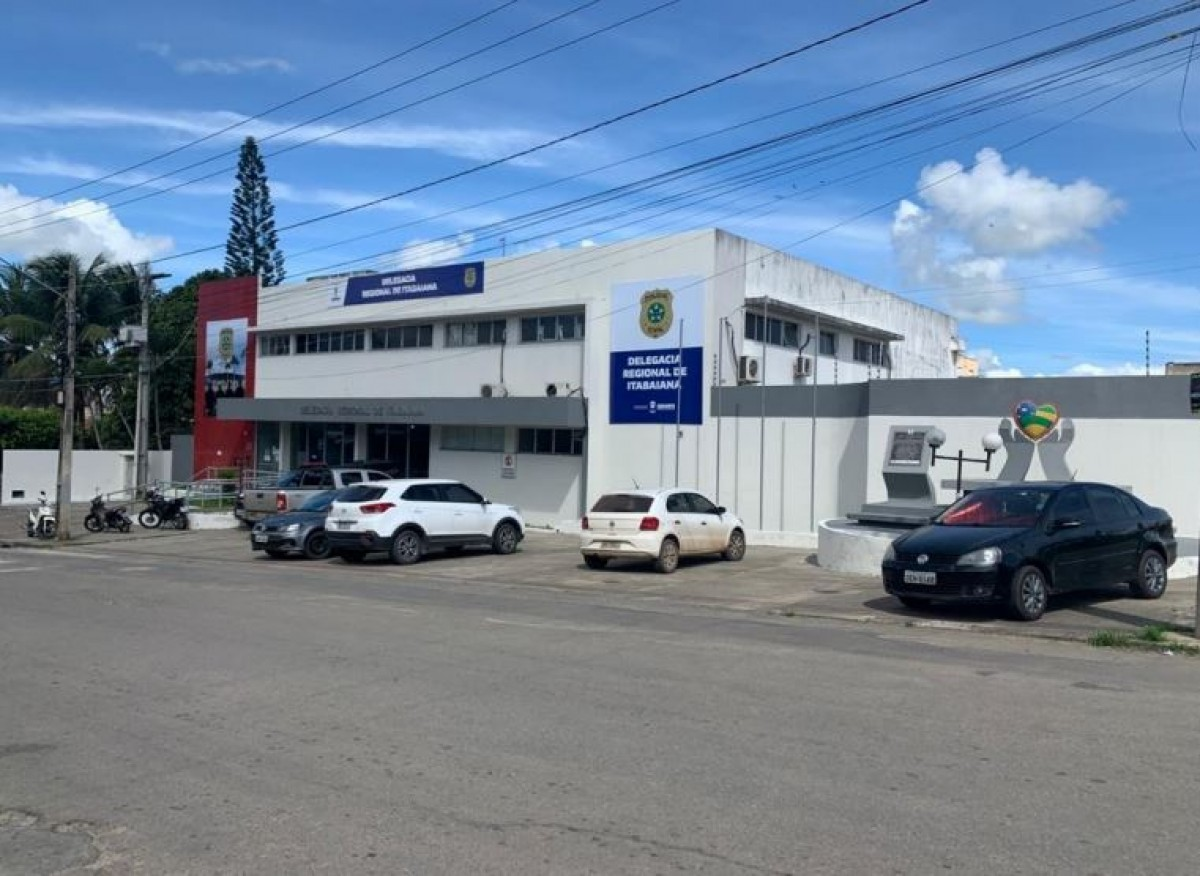 PC de Itabaiana prende suspeito de tentativa de homicídio e roubo a mão armada (Foto: SSP/SE)