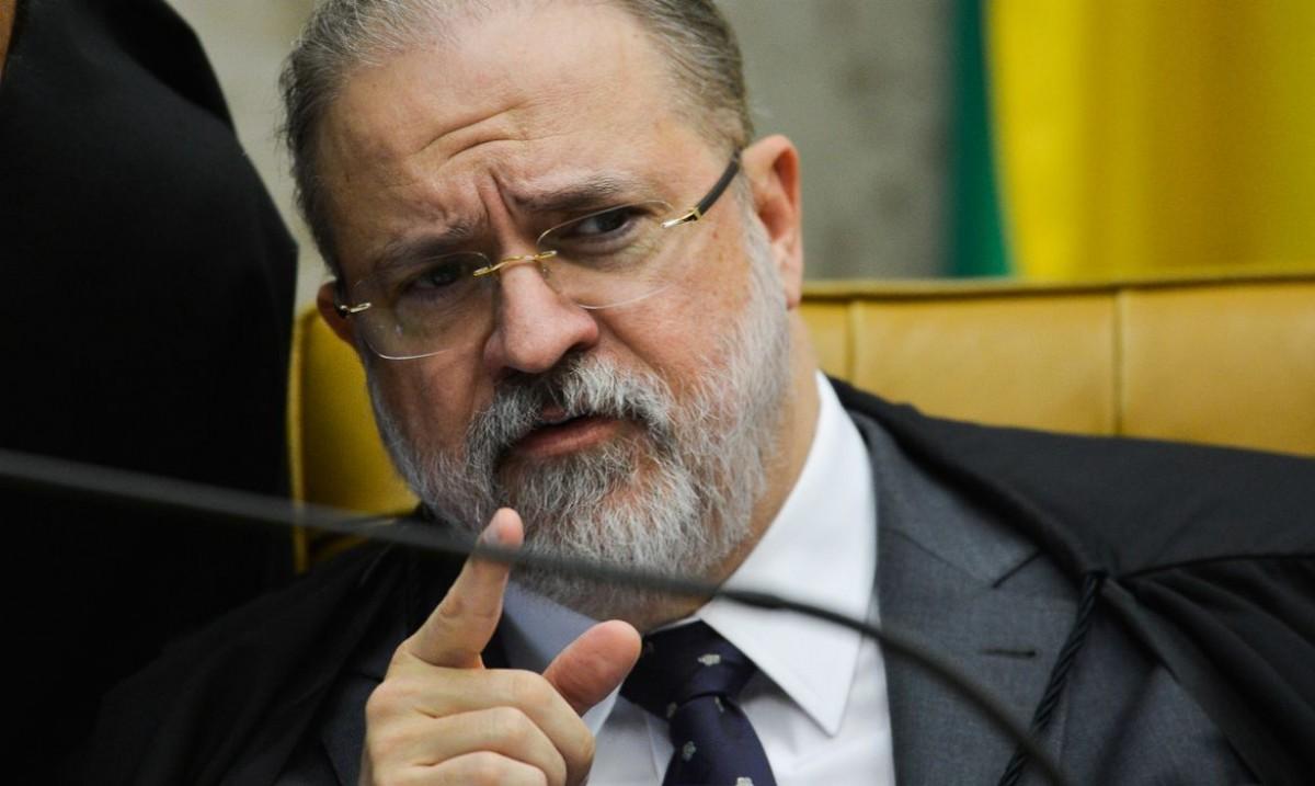 Procurador-geral da República, Augusto Aras (Foto: Fabio Rodrigues Pozzebom/ Agência Brasil)