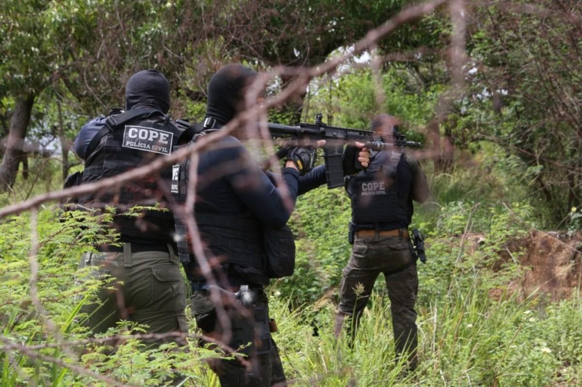 Polícia Civil da Bahia prende quarto envolvido na tentativa de homicídio de delegado de Sergipe (Foto: SSP/SE)