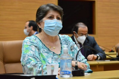 Deputada Maria Mendonça (Foto: Assessoria Maria Mendonça)