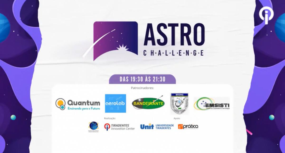 Evento online envolve entusiastas do tema astronáutico durante o mês de outubro (Imagem: Divulgação)