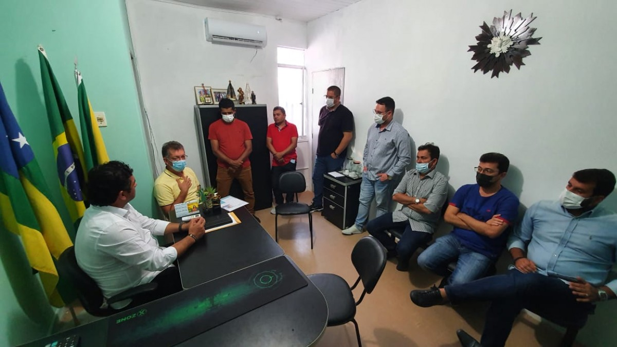 Prefeitos destacam mandato de Laércio Oliveira (Foto: Site Laércio Oliveira)