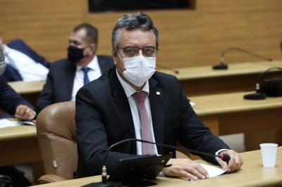 PL de Luciano Pimentel estabelece prazo de validade indeterminado para laudo médico que atesta o TEA (Foto: Joel Luiz/ Alese)